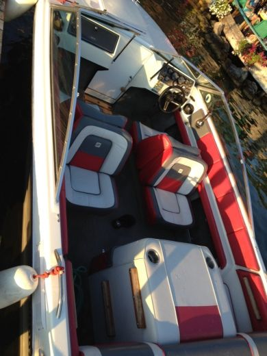 Bayliner 175 Gt in Duingt for hire
