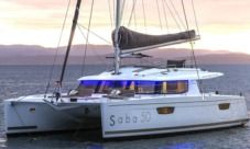 Location Catamaran Fountaine Pajot Saba 50 Primošten