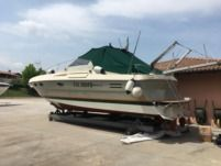 Riva 38 Bravo in Sirmione for hire