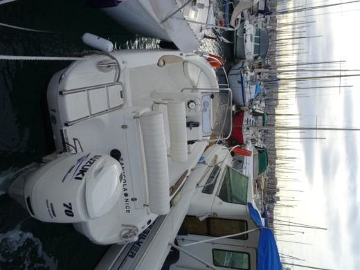 SESSA MARINE Key Largo LOCATION UNIQUEMENT AVEC CAPITAINE in Antibes zwischen Privatpersonen