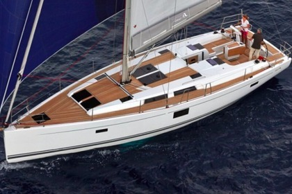 Rental Sailboat HANSE 455 Dubrovnik