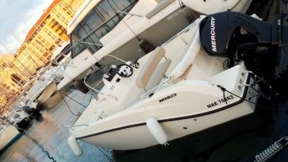 Charter Motorboat Quicksilver 505 Activ Open Marseille