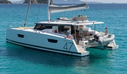 Location Catamaran Fountaine Pajot Saona 47 Ibiza