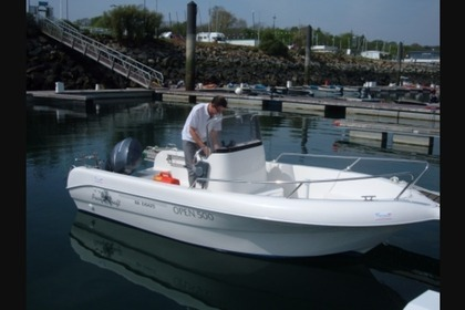 Hire Motorboat Pacific 500 Le Bourget-du-Lac
