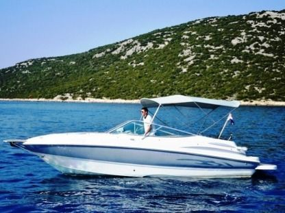 Rental Motorboat Maxum 2400 Sc Tribunj
