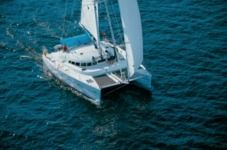 Charter catamaran in Pointe-a-Pitre