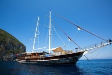 Rental Sailboat Platin Yachting Lux Fethiye