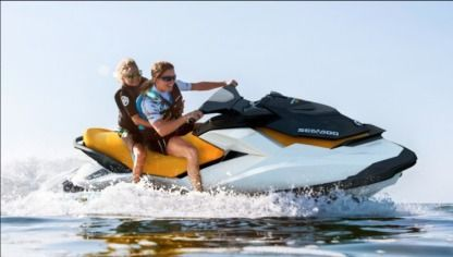 Location Jet-ski Sea Doo Gti 90 Morro Jable