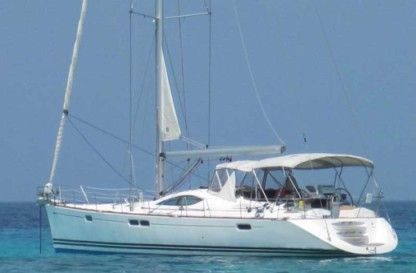 Rental Sailboat Jeanneau 54 Dénia
