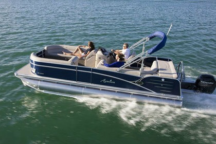 Charter Motorboat Avalon Pontoon Austin