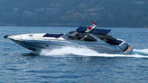 Sunseeker Superhawk 48 a Cannes da noleggiare
