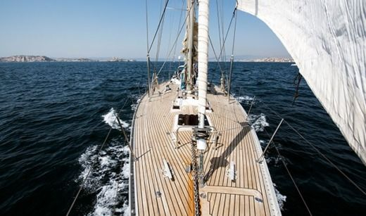 Nautor Swan 65 Ketch in Marseille for hire