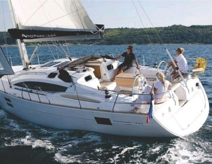 Charter Sailboat Elan 444 Impression Zadar