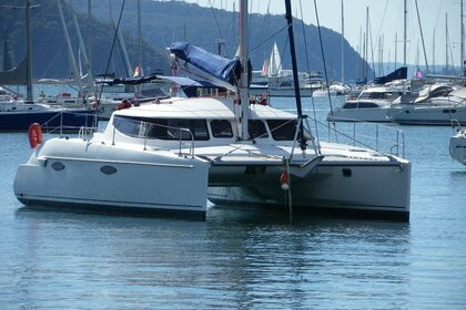 Location Catamaran Fountaine Pajot Lavezzi 40 Nosy Be