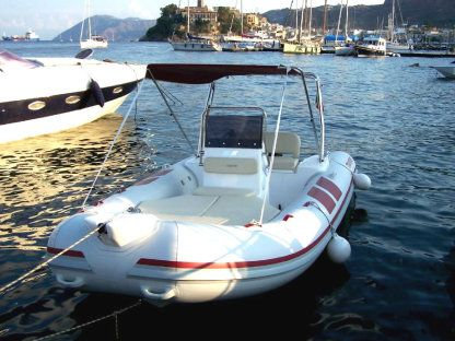 Location Semi-rigide Lipari Service Mariner 5.60 Lipari