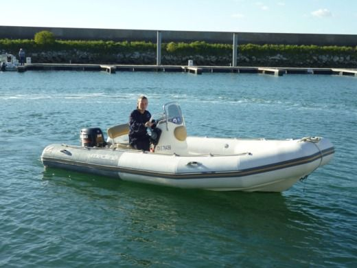 Zodiac Medline 500 a Deauville da noleggiare