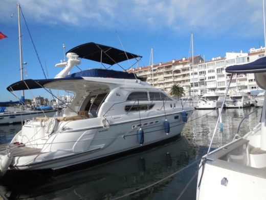 SEA LINE 44 F in Empuriabrava peer-to-peer