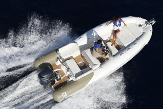 Zodiac Nzo 760 in Ibiza, Balearic Islands peer-to-peer