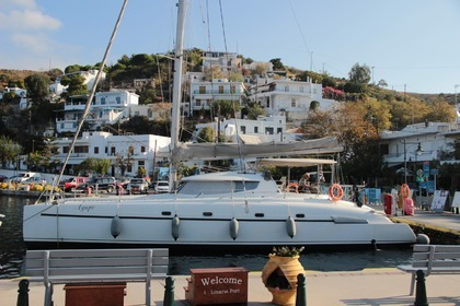 Rental Catamaran FOUNTAINE PAJOT BAHIA 46 Syros