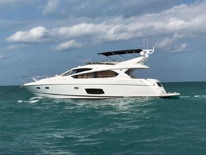 Miete Motorboot Sunseeker Manhattan 63 Bodrum