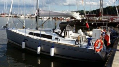 Charter Sailboat Beneteau Oceanis 34 Gdynia