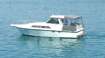 Charter Motorboat Guy Couach 920 Sitges