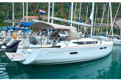 Hire Sailboat JEANNEAU 479 Dubrovnik