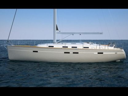 Charter Sailboat Bavaria 45 Cruiser Split