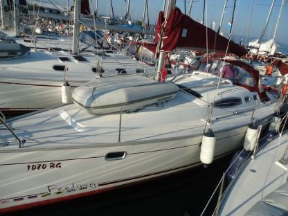 Charter Sailboat Alliaura Marine Feeling 36 Biograd na Moru