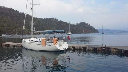 Rental Sailboat Bavaria Cruiser 30 Fethiye