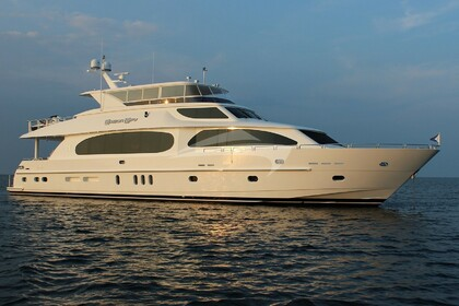 Rental Motor yacht Hargrave 101 Miami