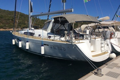 Hire Sailboat BENETEAU Oceanis 50 Family