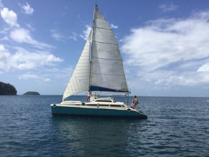 Location Catamaran Edelcat Edelcat 35 Martinique
