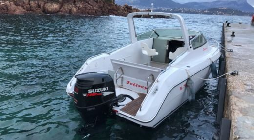 Motorboat Jeanneau Leader 660