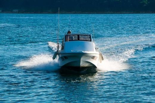 Rental Motorboat Custom Fisher 580 Mali Losinj