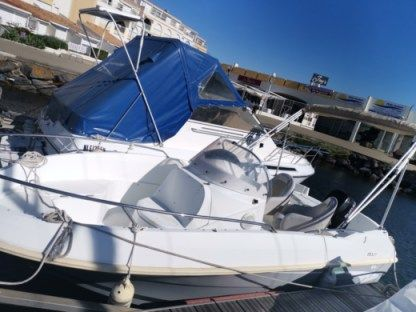 Rental Motorboat Beneteau Flyer 5.5 Agde
