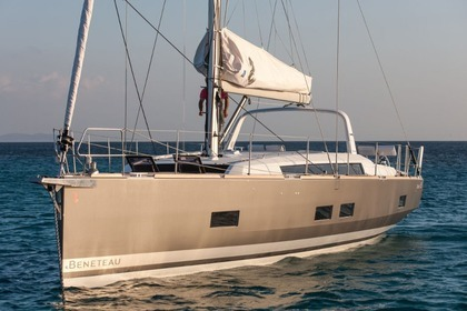 Charter Sailboat Beneteau Oceanis 55 Athens