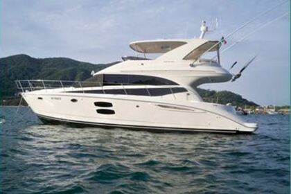Hire Motorboat Meridian 52 Acapulco