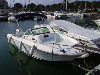 Charter Motorboat Beneteau Ombrine 630 Savines-le-Lac