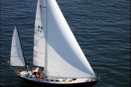 Rental Sailboat Olin Stephens 1974 48ft US Virgin Islands