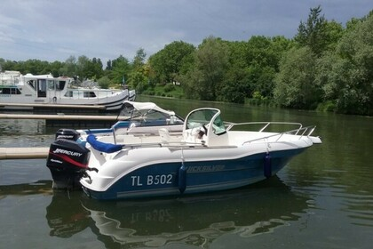 Miete Motorboot Quicksilver 630 Commander Mâcon