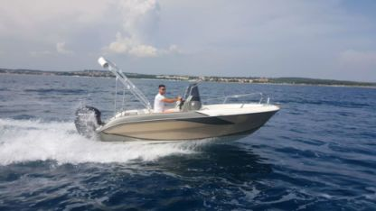 Rental Motorboat Fisher 17 Medulin