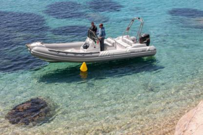 Location Semi-rigide Sacs Marine S750 Santa Teresa Gallura