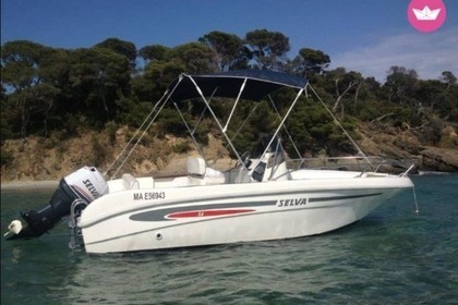 Rental Motorboat Selva Open 530 Verbania