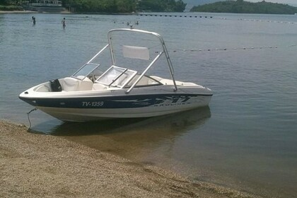 Rental Motorboat BAYLINER 175 Tivar