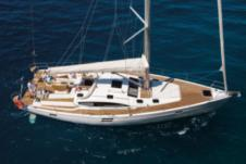 Sailboat Elan Elan 50 Impression