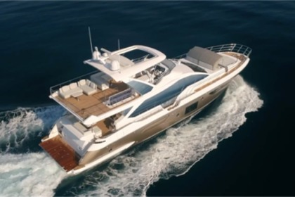 Location Yacht Azimut Azimut 72 Cannes