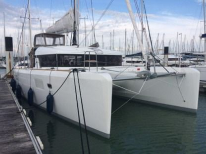Location Catamaran Lagoon 39 Ajaccio