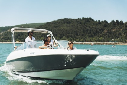 Hire Motorboat Bayliner 2350 Setubal