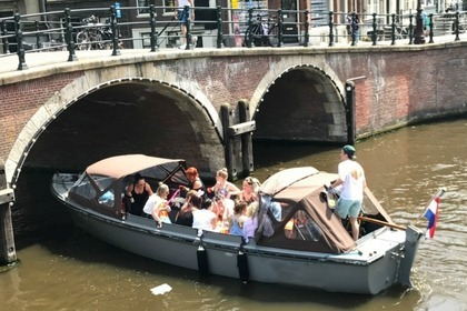 Rental Motorboat Liverpool Sloep Amsterdam